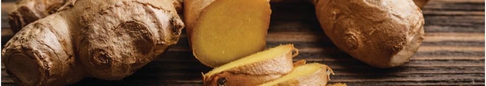 Sok jabłkowy z imbirem